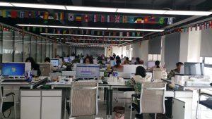 negocios en China innovación empresas