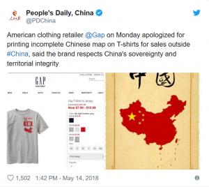 formación negocios marcas occidentales en China
