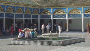 marruecos turismo chino negocios con china