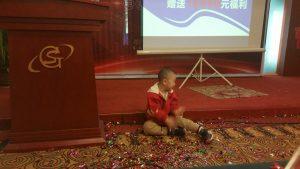 negocios en China eventos de empresas reuniones